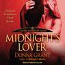 Midnights Lover: Dark Warriors, Book 2 (Unabridged), by Donna Grant