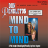 Mind to Mind: Ashton Ford #3 (Unabridged) Audiobook, by Don Pendleton
