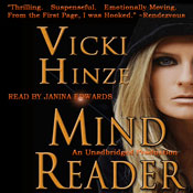 Mind Reader (Unabridged) Audiobook, by Vicki Hinze