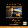 Minnas Quest: Roman Pony Adventures (Unabridged) Audiobook, by K. M. Peyton