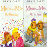 Minnie and Moo Go Dancing and Minnie and Moo Go to Paris (Unabridged) Audiobook, by Denys Cazet