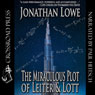 The Miraculous Plot of Leiter & Lott (Unabridged) Audiobook, by Jonathan Lowe