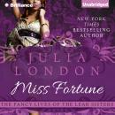 Miss Fortune: Lear Family, Book 3 (Unabridged) Audiobook, by Julia London