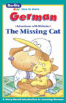 The Missing Cat: Berlitz Kids German, Adventures with Nicholas Audiobook, by Berlitz