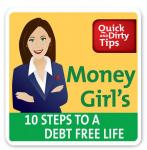 Money Girls 10 Steps to a Debt Free Life (Unabridged) Audiobook, by Laura D. Adams