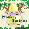 Monkey Business: An Alfies Sandwich Book #2 (Unabridged) Audiobook, by Stephanie Barrett
