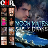 Moon Mates: Shameless Shifters (Unabridged), by Sable Drake