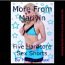 More from Marilyn: Five Hardcore Sex Erotic Shorts (Unabridged) Audiobook, by Marilyn More