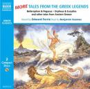 More Tales from the Greek Legends (Unabridged) Audiobook, by Edward Ferrie