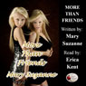 More than Friends (Unabridged) Audiobook, by Mary Suzanne