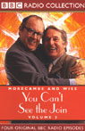 Morecambe and Wise: Volume 3, You Cant See the Join Audiobook, by Unspecified