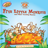 Mother Goose: Five Little Monkeys Counting Songs (Unabridged), by Soundprints