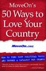 MoveOns 50 Ways to Love Your Country: Find Your Political Voice and Be a Catalyst for Change (Unabridged), by MoveOn.org