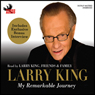 My Remarkable Journey Audiobook, by Larry King