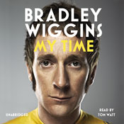 My Time (Unabridged) Audiobook, by Bradley Wiggins