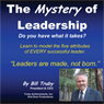 The Mystery of Leadership: Do You Have What it Takes? (Unabridged), by Bill Truby