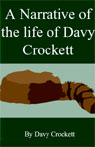 A Narrative of the Life of Davy Crockett (Unabridged) Audiobook, by Davy Crockett