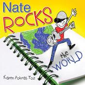 Nate Rocks the World (Unabridged) Audiobook, by Karen Pokras Toz