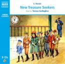 New Treasure Seekers Audiobook, by Edith Nesbit