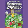 Night of the Homework Zombies Audiobook, by Scott Nickel
