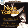 Night Terrors (Unabridged) Audiobook, by Vincent O'Sullivan