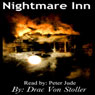 Nightmare Inn (Unabridged) Audiobook, by Drac Von Stoller
