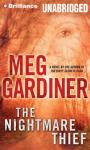 The Nightmare Thief: A Novel (Unabridged) Audiobook, by Meg Gardiner