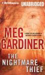 The Nightmare Thief: A Novel (Unabridged), by Meg Gardiner