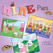 Nine Pies (Unabridged), by B.J. Burden
