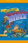 NIrV The Little Kids Adventure Audio Bible: Old Testament, Volume 1 (Unabridged) Audiobook, by NIrV Little Kids' Adventure Bible
