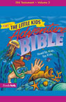 NIrV The Little Kids Adventure Audio Bible: Old Testament, Volume 2 (Unabridged), by NIrV Little Kids' Adventure Bible