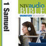 NIV Audio Bible: 1 Samuel (Dramatized) (Unabridged) Audiobook, by Zondervan
