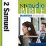 NIV Audio Bible: 2 Samuel (Dramatized) (Unabridged) Audiobook, by Zondervan