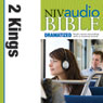 NIV Audio Bible: 2 Kings (Dramatized) (Unabridged) Audiobook, by Zondervan