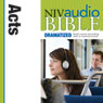 NIV Audio Bible, Dramatized: Acts (Unabridged), by Zondervan