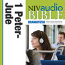 NIV Audio Bible, Dramatized: 1 and 2 Peter, 1, 2 and 3 John, and Jude Audiobook, by Zondervan