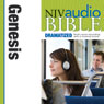 NIV Audio Bible, Dramatized: Genesis (Unabridged) Audiobook, by Zondervan