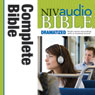 NIV Audio Bible (Dramatized) (Unabridged) Audiobook, by Zondervan