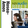 NIV Audio Bible: Hosea, Joel, and Amos (Dramatized) (Unabridged) Audiobook, by Zondervan