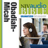 NIV Audio Bible: Obadiah, Jonah, and Micah (Dramatized) (Unabridged) Audiobook, by Zondervan