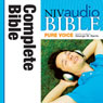 NIV Audio Bible, Pure Voice (Unabridged), by Zondervan Bibles
