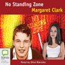 No Standing Zone (Unabridged) Audiobook, by Margaret Clark
