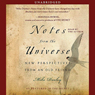 Notes from the Universe: New Perspectives from an Old Friend (Unabridged) Audiobook, by Mike Dooley