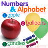 Numbers and Alphabet Audiobook, by Twin Sisters