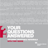 Obtaining Profitable Referrals: Your Questions Answered (Unabridged), by Tony Gedge
