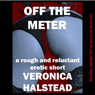 Off the Meter: A Rough and Reluctant Sex Erotic Short (Traumatic Travel) (Unabridged) Audiobook, by Veronica Halstead