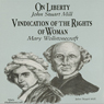 On Liberty & Vindication of the Rights of Women (Unabridged) Audiobook, by David Gordon