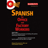 On Target: Spanish for Office and Factory Workers (Unabridged) Audiobook, by Frank Nuessel