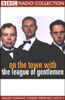 On the Town with The League of Gentlemen Audiobook, by Jeremy Dyson