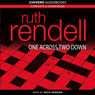 One Across, Two Down (Unabridged) Audiobook, by Ruth Rendell